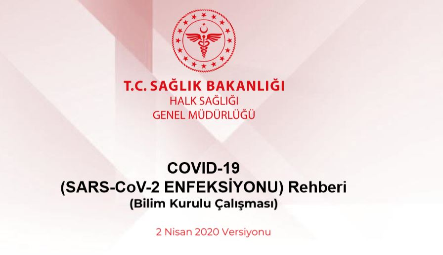COVID-19 (SARS-CoV-2 ENFEKSİYONU) Rehberi